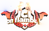 logo - Ici on flambe !
