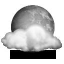 Ciel nuageux,24.5°C