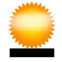 Ciel voilé,21.9°C