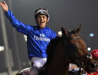 Christophe Soumillon a gagné pour son retour en France