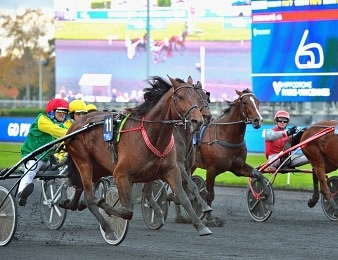 Davidson du Pont a remporté le Grand Prix de Bretagne
