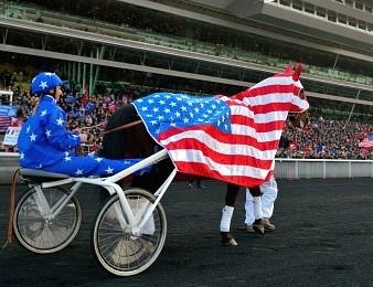 Dix-huit trotteurs s'affronteront dans le Grand Prix d'Amérique