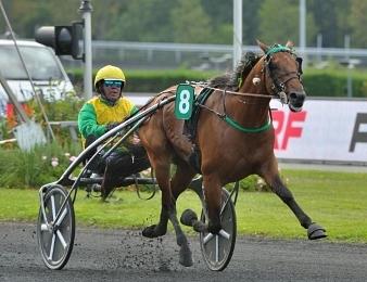Face Time Bourbon remporte le Prix Marcel Laurent ce jeudi 12 novembre à Vincennes.