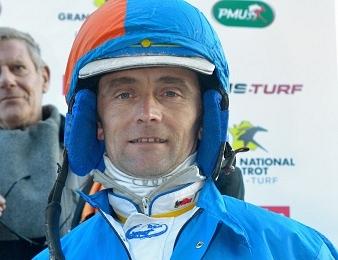 Franck Ouvrie remporte sa millième victoire