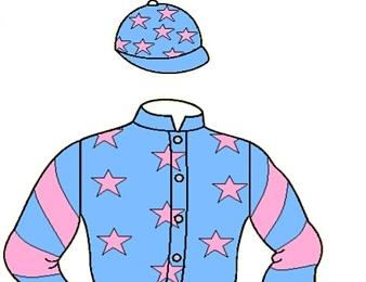 La casaque de l'écurie Vendôme Racing Club