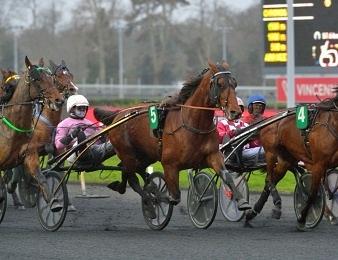 La Marathon Race (Prix de Paris) se dispute ce dimanche 28 février à Vincennes.