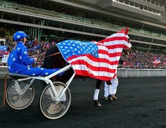 Le Grand Prix d'Amérique est la plus grande course de trot au monde