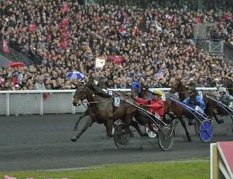 Le Grand Prix de Bourgogne, Quinté + PMU du samedi 31 à Vincennes