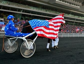 Le Prix d'Amérique a lieu dimanche 31 janvier à Vincennes