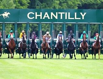 Le Prix de l'Arc de Triomphe a lieu le 2 octobre à Chantilly