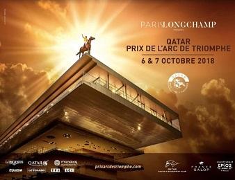Le Prix de l'Arc de Triomphe, quinté + du dimanche 7 octobre à ParisLongchamp