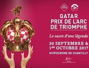 Qatar Prix de l'arc de Triomphe à Longchamp