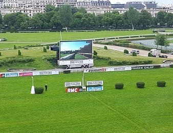 Le quinté + du jour a lieu sur l'hippodrome d'Auteuil