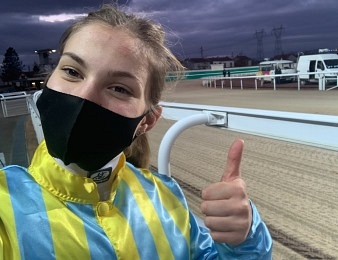 Marie Vélon devient la recordwoman de succès
