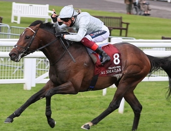 Palace Pier remporte les Queen Anne Stakes.