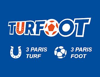 Turfoot est un nouveau jeu du PMU combinant paris hippiques et paris sportifs